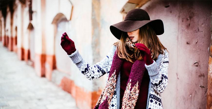 Sombreros, gorras y boinas con estilo