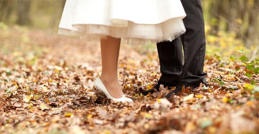 Vestidos de novia para la temporada de Otoño
