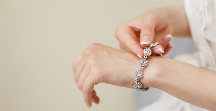 Tipos de pulseras de plata
