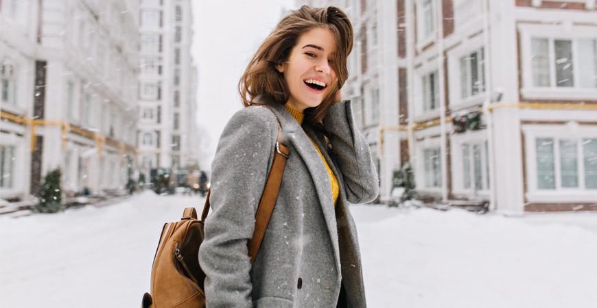 Abrigos de invierno para mujeres diferentes