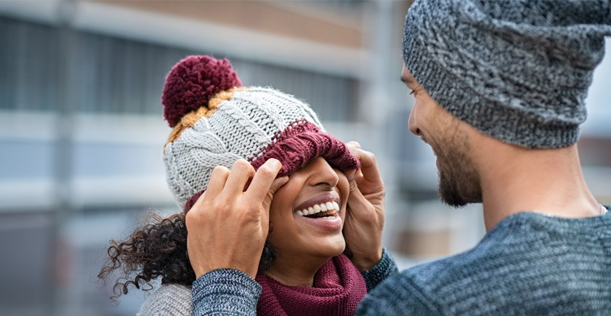 El sombrero un accesorio de Moda Invierno, para hombre y mujer