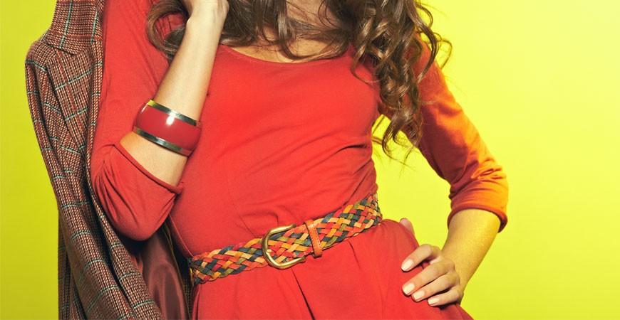 Cinturones de fiesta para mujer