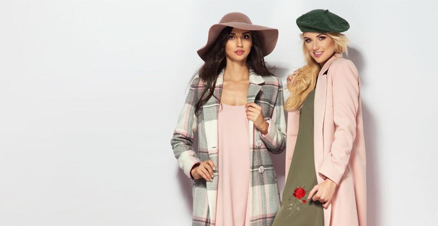 Vestidos para la temporada de Otoño e invierno