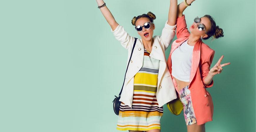 Ropa de moda para la primavera verano 2020