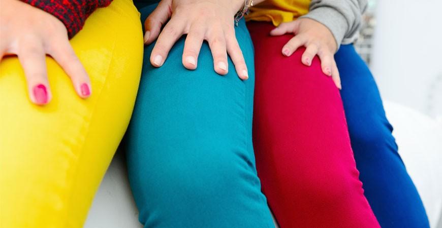 Pantalones de moda en el 2020
